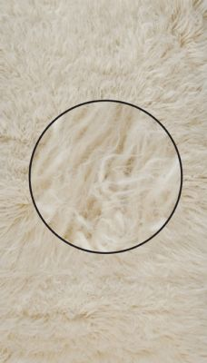 Flokati Rug 3000 weight